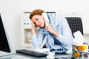 Keeping Your Office Clean During Flu Season